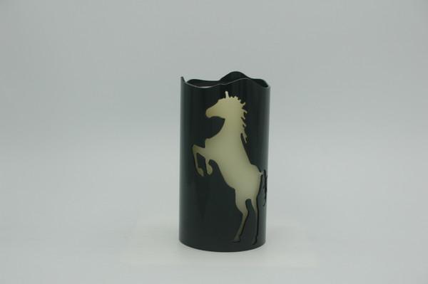 Arabian Horse - Metal Candle Holder Luminary