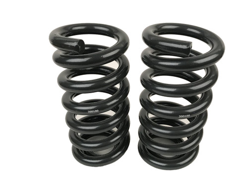"1960-1987 Chevy & GMC C10 2wd 1"" Premium Pro Suspension Front Drop Coils - 200100"