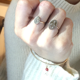 MIRACULOUS MEDAL | LARGE RING