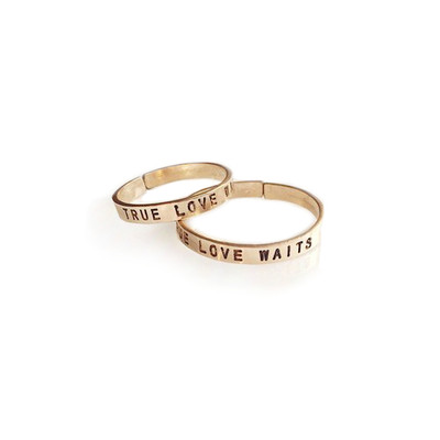 CHASTITY RING | HIS and HERS