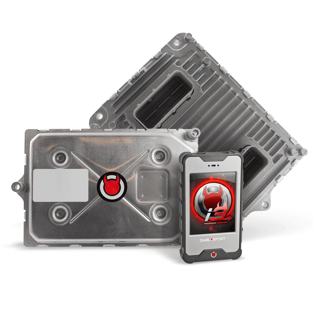 Modified PCM & inTune i3 Combo 2018 6.2L Trackhawk