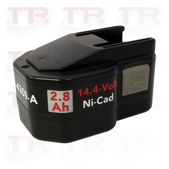 N5-4309-A Replacement 14.4v 2.8 Ah Battery For Fromm Strapping Tools