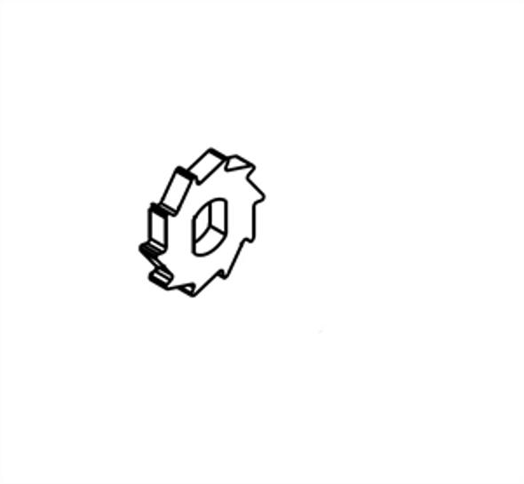 Orgapack 1832.039.213 Pawl Wheel