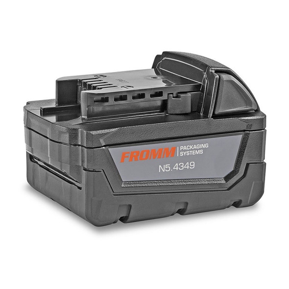 Fromm N5-4349 Replacement 18v OEM 5.0 Ah Battery For Fromm Strapping Tools