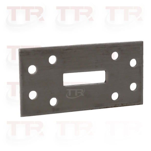 """Signode 2"""" x 4"""" x .125"""" Anchor Plates For Securing Load with Up To 1 1/4"""" Strapping 250 Pack"""