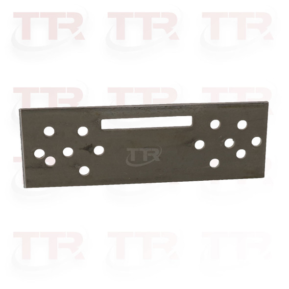 "2"" x 6"" x .125"" Anchor Plates For Securing Load with Up To 2"" Strapping 200 Pack"