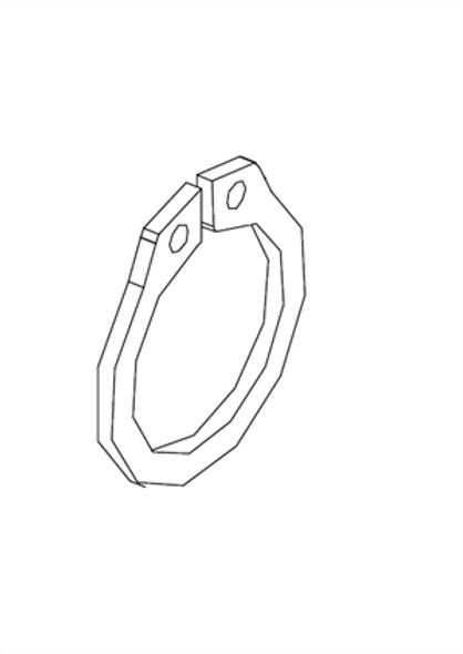 MIP M1200-23 Retaining Ring - Small