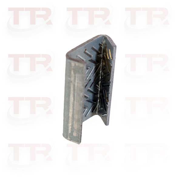 "50DY-G 1/2"" Serrated Poly Seal 1,000/Case"