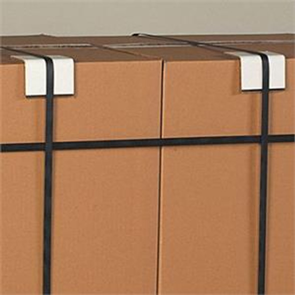 "3"" X 3"" X .120"" Strapping Protector - Bag Of 100"
