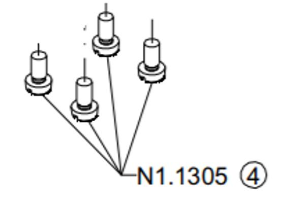 Fromm N1.1305 Screw