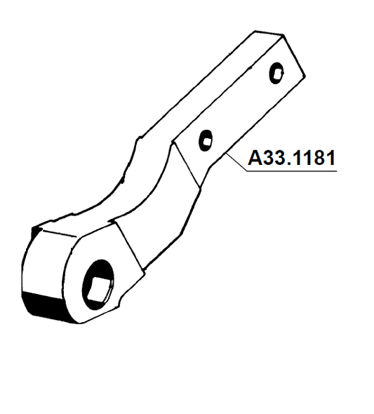 Fromm A33.1181 Sealing Cam