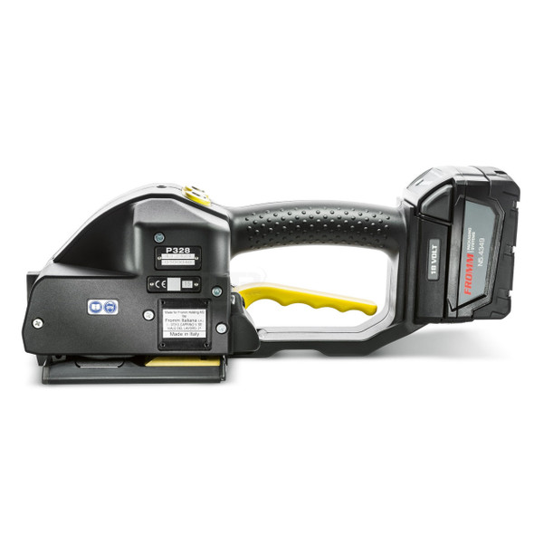 Fromm P328 Sealless Battery Powered Plastic Combination Strapping Tool