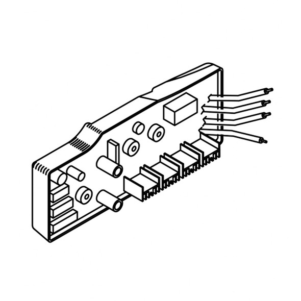 Transpak H45-60143 Control Box