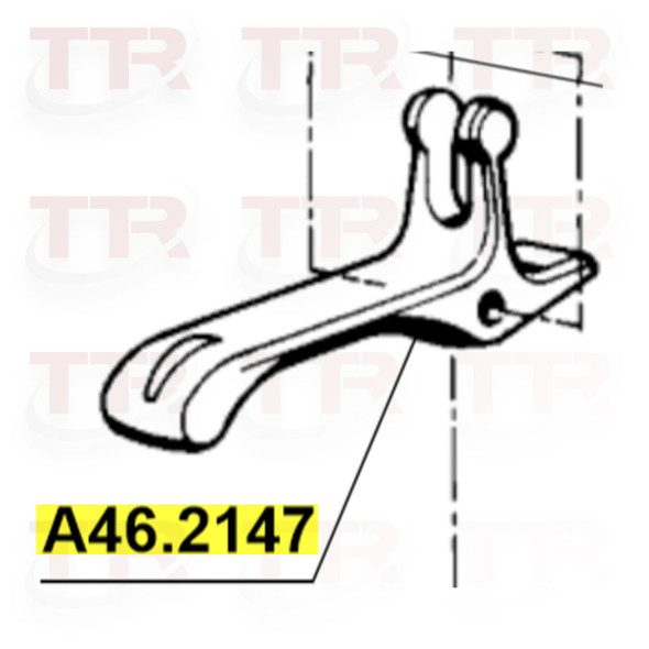 Fromm A46-2147U Valve Lever - RECONDITIONED