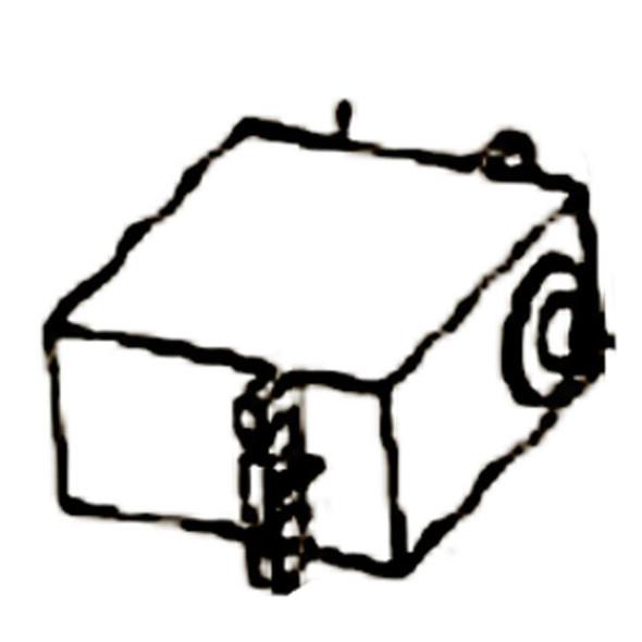 Polychem 190231 Servomotor Old 401-6030 For Polychem B600
