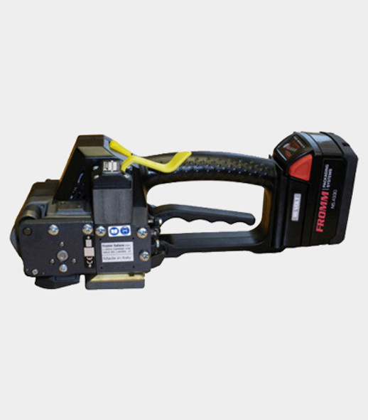 Fromm P327 Sealless Battery Powered Plastic Combination Strapping Tool