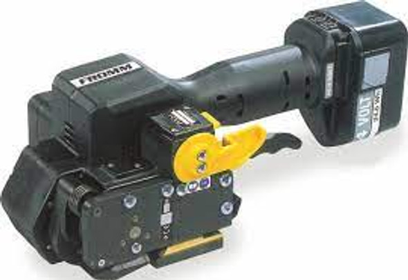 Fromm P321 Sealless Battery Powered Plastic Combination Strapping Tool