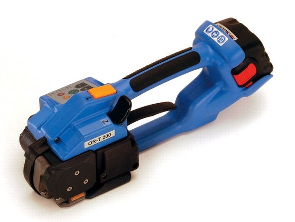 Orgapack ORT-200 Sealless Battery Powered Plastic Combination Strapping Tool