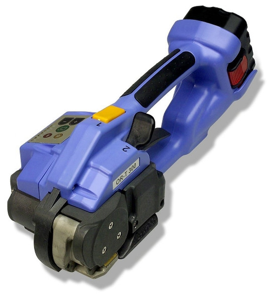 Orgapack ORT-300 Sealless Battery Powered Plastic Combination Strapping Tool