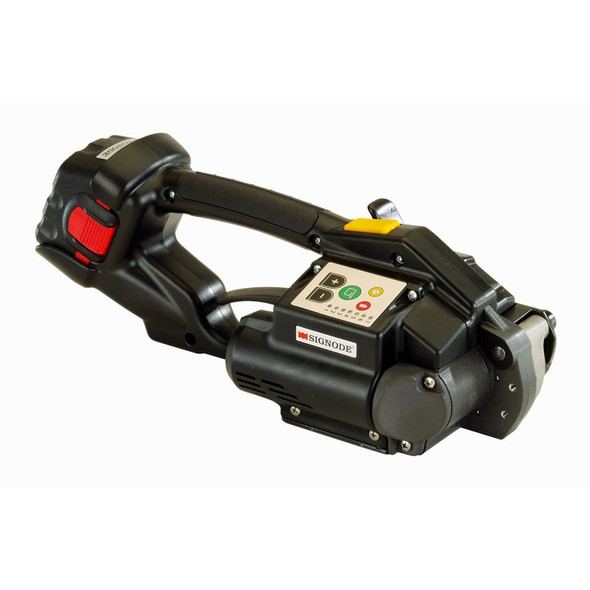 Signode BXT-19 Sealless Battery Powered Plastic Combination Strapping Tool