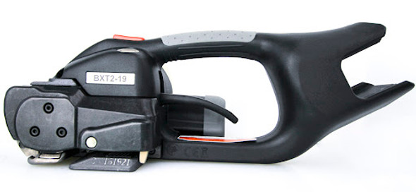 Signode BXT2-19 Sealless Battery Powered Plastic Combination Strapping Tool