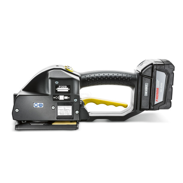 Fromm P329 Sealless Battery Powered Plastic Combination Strapping Tool