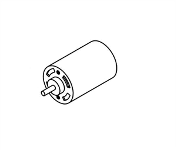 Polychem 190166 Weld Motor Assy