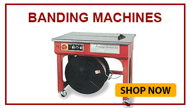 Shop Banding Machines