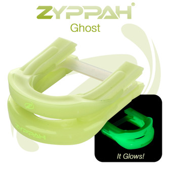 Zyppah Ghost: Glow in the Dark Hybrid Design – Guaranteed to Stop the Snoring