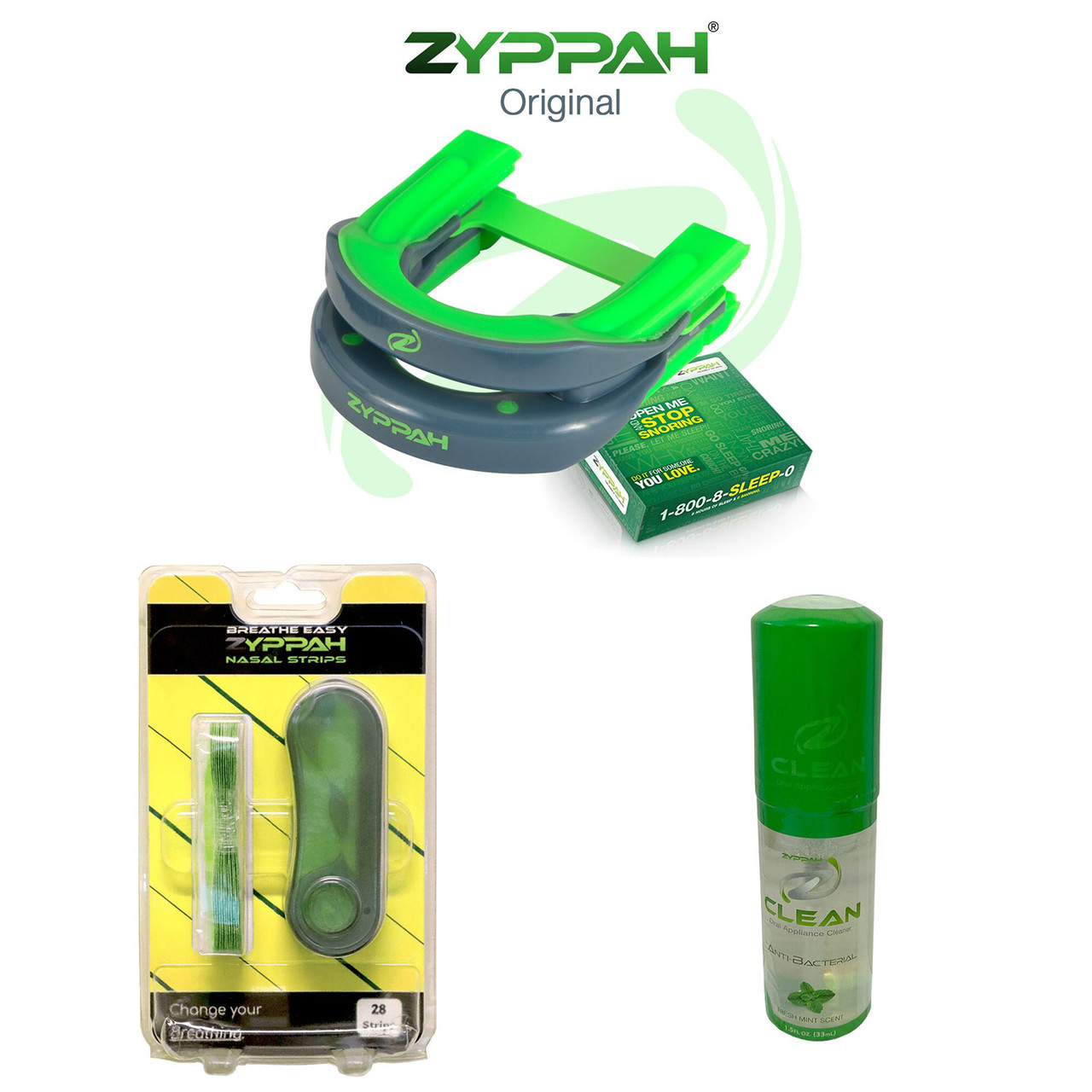 Image of Zyppah Complete Kit