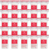 """Intrinsics - Petite Silken™ Wipes, 2""""x2"""", Case Pack of 25 Bags, 200 ct. ea. 4-ply blend of soft fibers"""