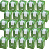 "Intrinsics Case of 25 boxes, 200 ct. ea. Nail Tech Choice Gel Nail Wipes , 2""x2"" lint free nail wipe"