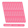 Tropical Shine Colossal Pink Nail File 400/ 600 (Fine/ Extra Fine)- Case Pack of 50