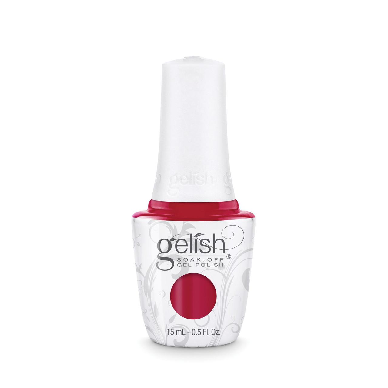 """Gelish """"Hot Rod Red"""" Soak-Off Gel Polish - 1110861"""