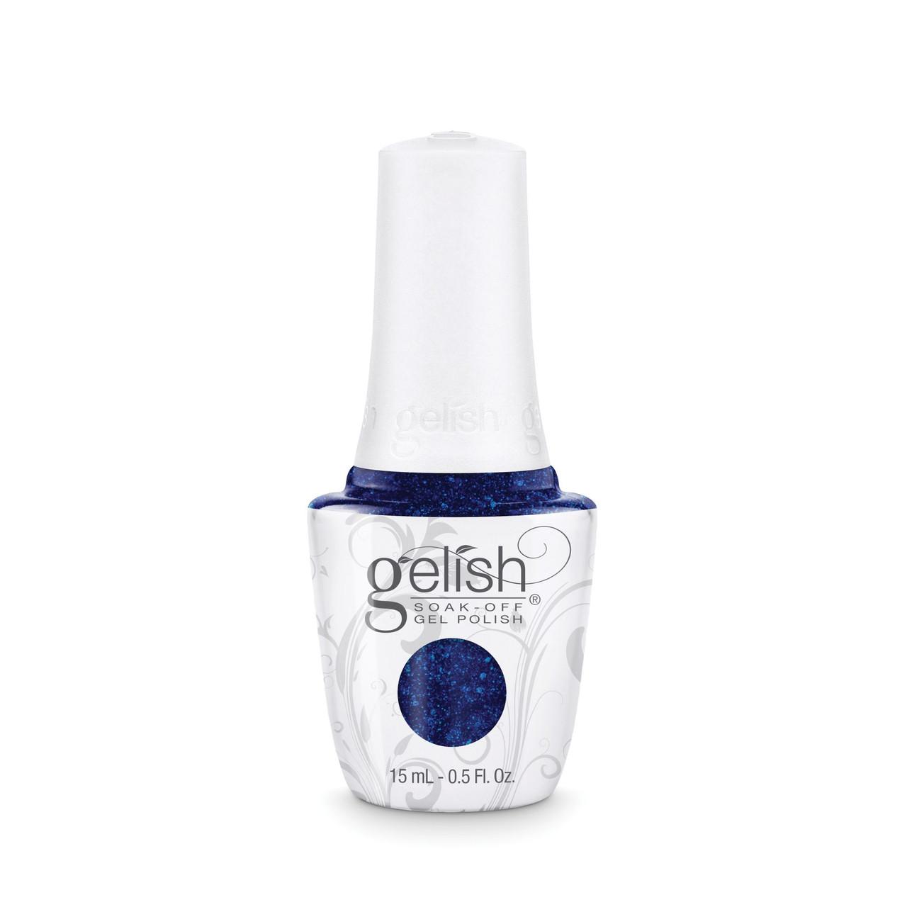 """Gelish """"Holiday Party Blues"""" Soak-Off Gel Polish - 1110910"""