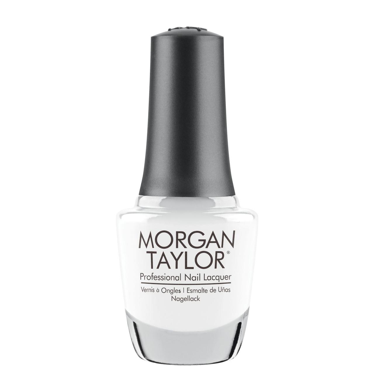 """Morgan Taylor """"Arctic Freeze"""" Nail Lacquer, .5 Oz"""