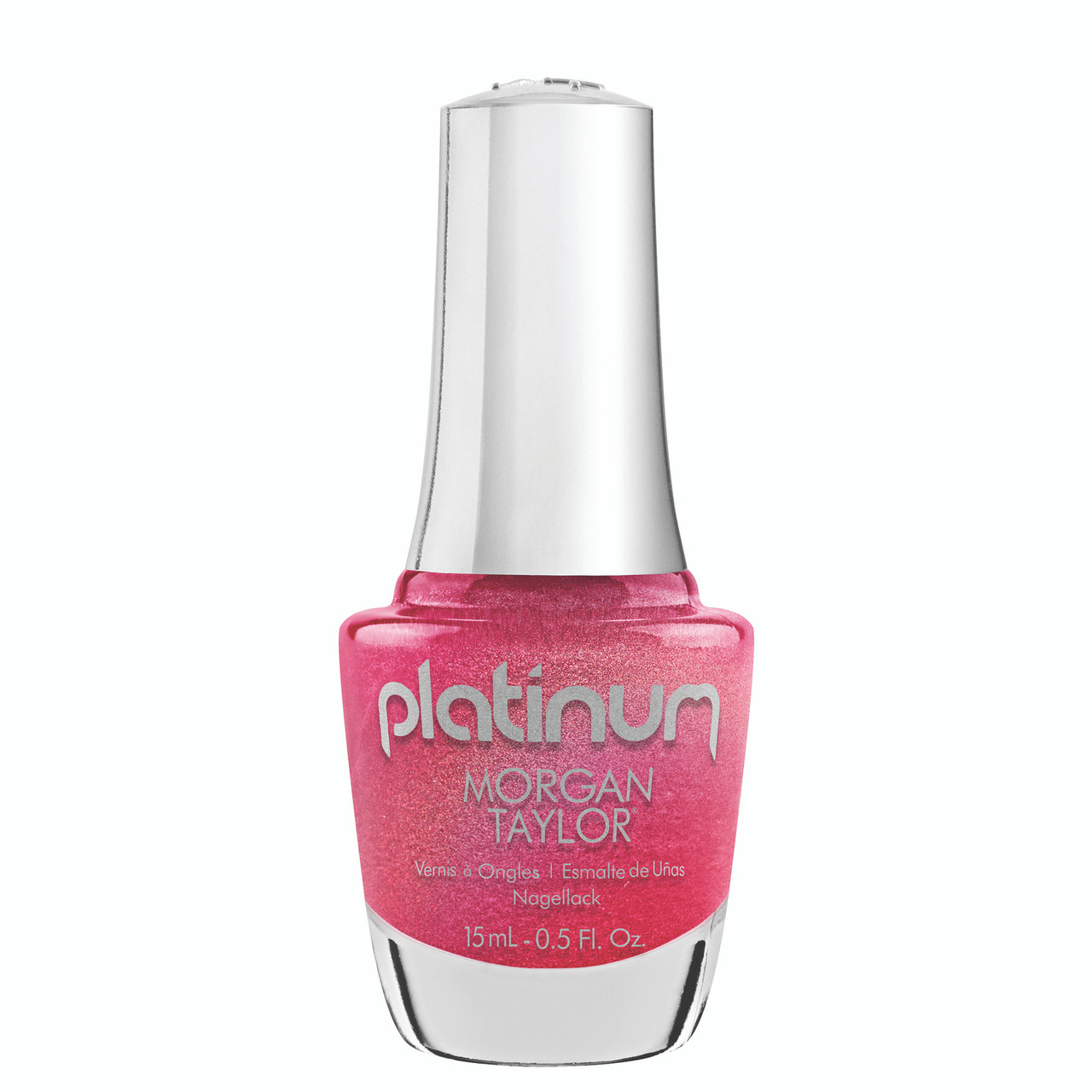 """Morgan Taylor """"Fit For a Fairytale"""" Nail Lacquer, 15 mL   .5 fl. Oz."""