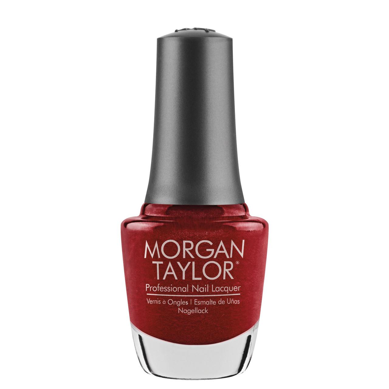 """Morgan Taylor """"Wonder Woman"""" Nail Lacquer, .5 Oz"""