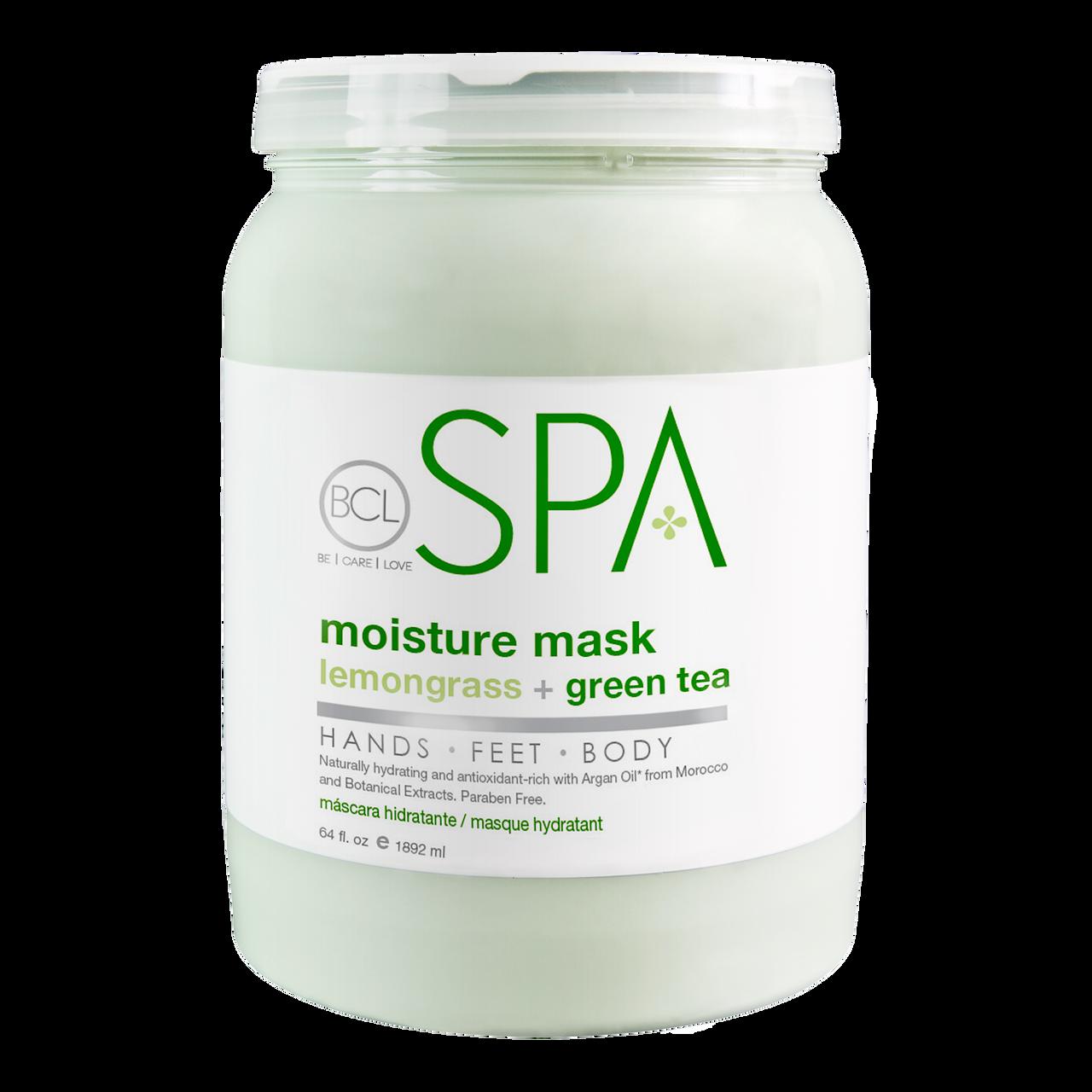 BCL SPA 64 oz. Moisture Mask Lemongrass + Green Tea