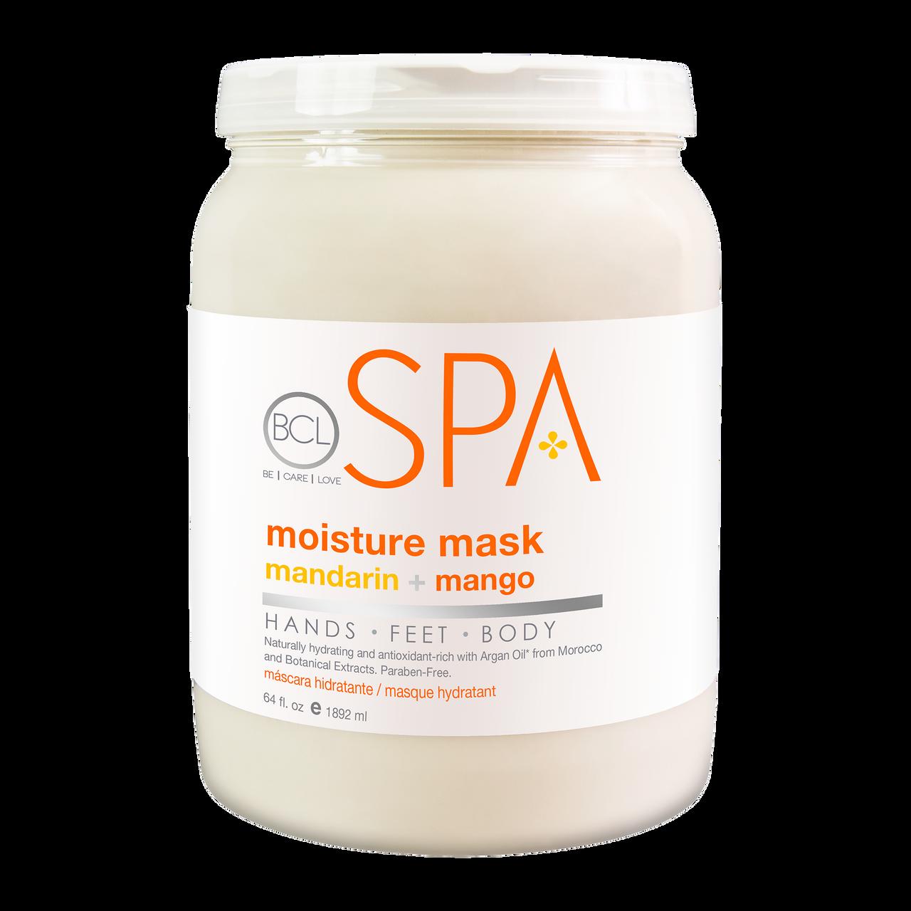 BCL SPA 64 oz. Moisture Mask Mandarin + Mango