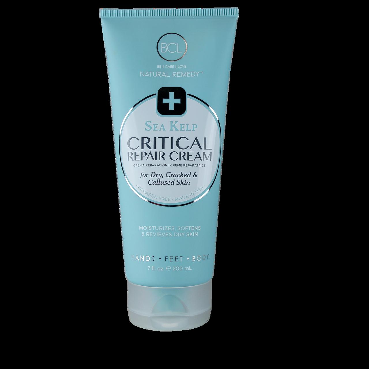 BCL Critical Repair Cream - Original Sea Kelp (7 oz)