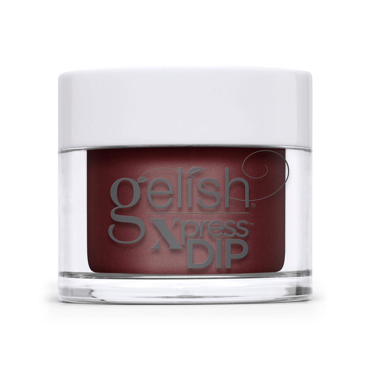 "Gelish Xpress Dip ""Uncharted Territory"" - Garnet Crème - 43g | 1.5 oz."