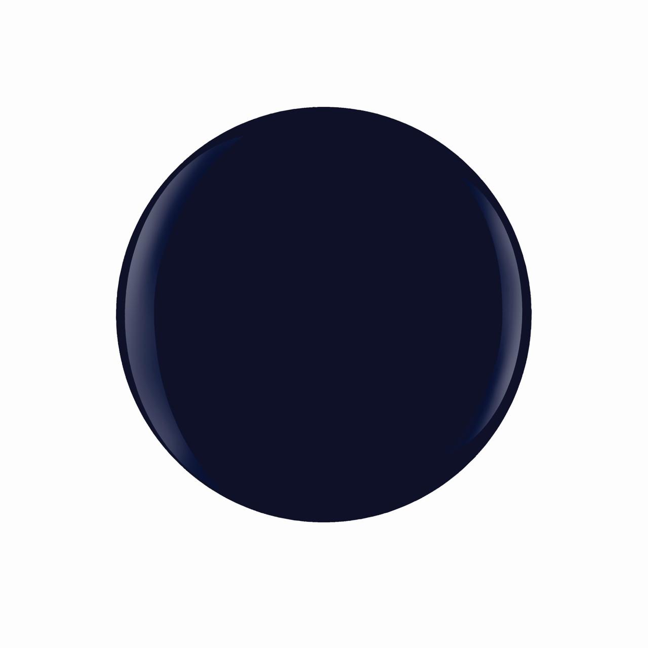 "Gelish Xpress Dip ""Laying Low"" - Rich Navy Blue Crème - 43g   1.5 oz."