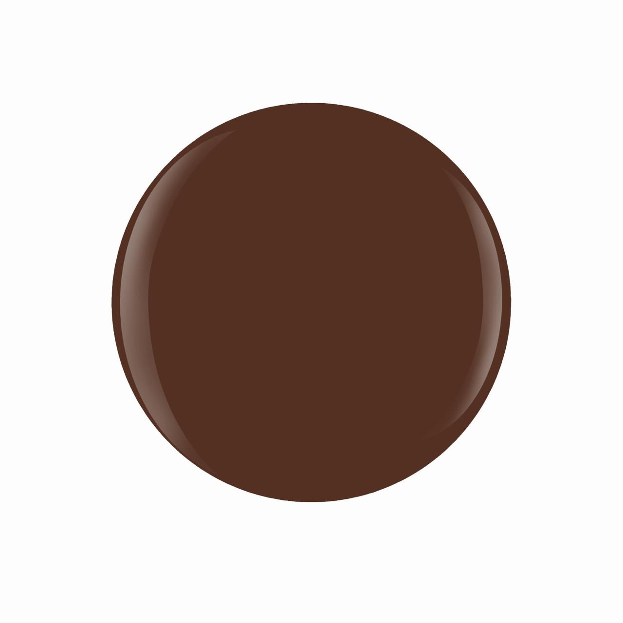 "Gelish Xpress Dip ""Totally Trailblazing"" - Hot Chocolate Crème - 43g   1.5 oz."
