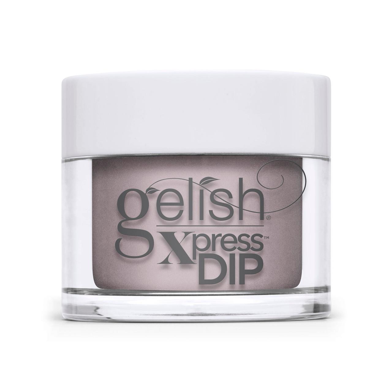 "Gelish Xpress Dip ""Keep 'Em Guessing"" - Taupe Crème - 43g | 1.5 oz."