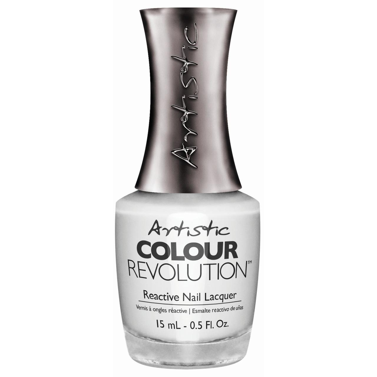 "Artistic Nail Design ""Bride"" - Colour Revolution Hybrid Nail Lacquer, 15 mL   .5 fl oz"