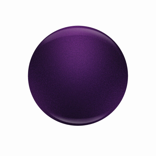 """Entity Extended Wear Hybrid Gel-Lacquer """"Cold Hands, Warm Heart"""" - Deep Purple Shimmer"""