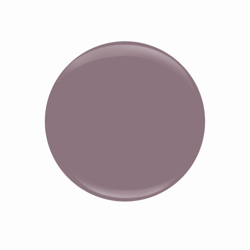 """Entity Extended Wear Hybrid Gel-Lacquer """"Behind The Seams"""" - Purple Taupe Creme"""