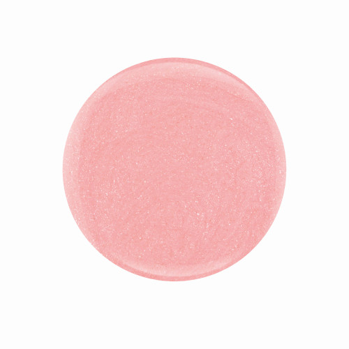 """Entity Extended Wear Hybrid Gel-Lacquer """"Blushing Bloomers"""" - Light Pink Shimmer"""