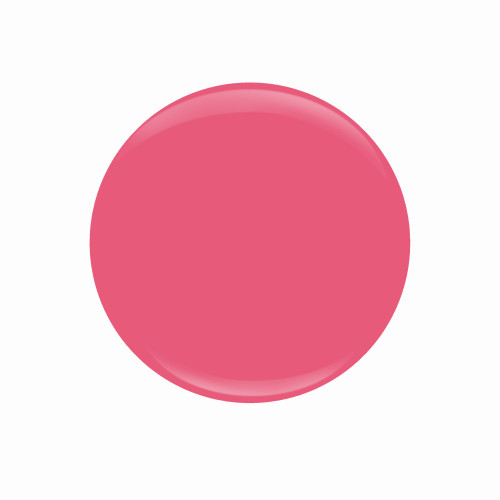 "Entity Extended Wear Hybrid Gel-Lacquer ""Pretty Precious Peonies"" - Bright Medium Pink Creme"